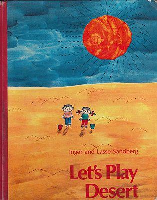 Let's Play DesertSandberg, Inger and Lasse, Illust. by: Inger and Lasse  Sandberg - Product Image