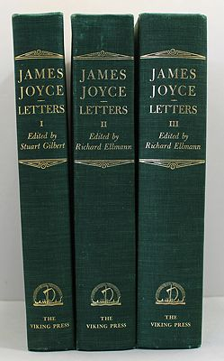 Letters of James Joyce (3 Volume Set)Gilbert, Stuart - Product Image