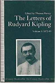 Letters of Rudyard Kipling, The: Volume 1: 1872-89by- Kipling, Rudyard - Product Image