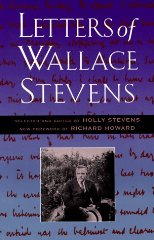Letters of Wallace Stevensby: Stevens, Wallace - Product Image