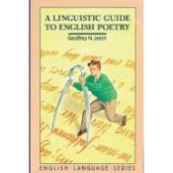 Linguistic Guide to English Poetry, ALeech, Geoffrey N. - Product Image