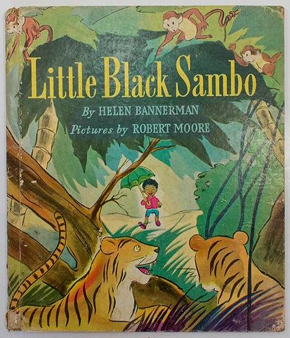 Little Black Sambo Bannerman , Helen , Illust. by: Helen Bannerman - Product Image