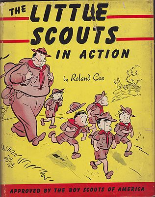 Little Scouts in Action, TheCoe, Roland, Illust. by: Roland  Coe - Product Image