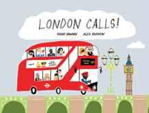 London CallsDawnay, Gabby, Illust. by: Alex Barrow - Product Image