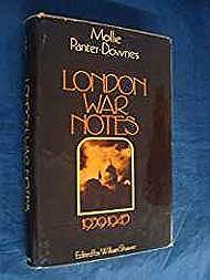 London War NotesPanter-Downes, Mollie - Product Image