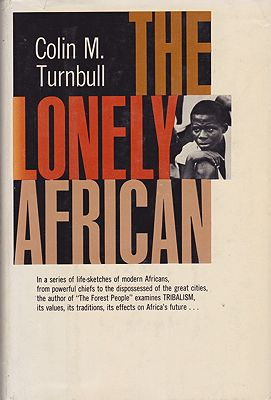 Lonely African, TheTurnbull, Colin - Product Image