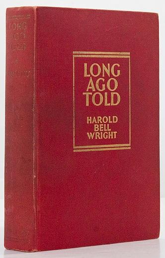 Long Ago ToldWright, Harold Bell, Illust. by: Katherine F. Kitt - Product Image