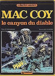 Mac Coy Le Canyon Du Diableby: Jean-Pierre Gourmelen, Antonio H. Palacios  - Product Image