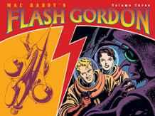 Mac Raboy's Flash Gordon Volume 3Raboy, Mac, Illust. by: Mac Raboy - Product Image