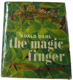 Magic Finger, Theby: Dahl, Roald - Product Image