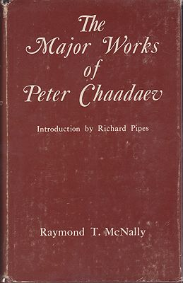Major Works of Peter Chaadaev, TheMcNally, Raymond T. - Product Image
