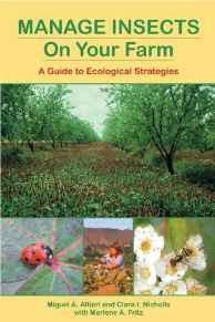 Manage Insects on Your Farm: A Guide to Ecological StrategiesAltieri, Miguel A. - Product Image