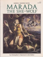 Marada the She-Wolfby: Claremont, Christopher and John Bolton - Product Image