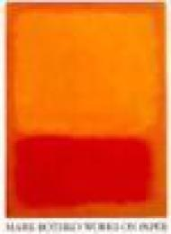 Mark Rothko: Works on Paperby: Clearwater, Bonnie - Product Image