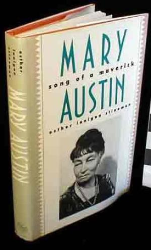 Mary Austin - Song of a MaverickStineman, Esther L. - Product Image