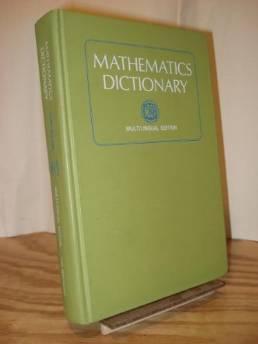 Mathematics DictionaryJames, Robert C. (Editor) - Product Image