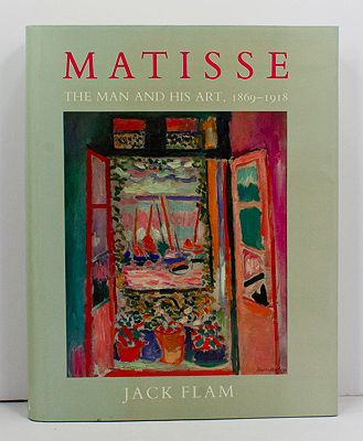 Matisse: The Man and His Art 1869-1918Flam, Jack - Product Image