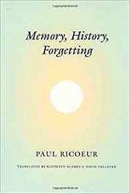 Memory, History, ForgettingRicoeur, Paul - Product Image
