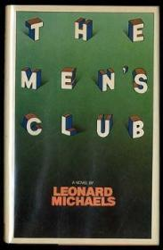 Men's Club, Theby: Michaels, Leonard - Product Image