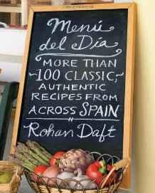 Menu Del Dia: More Than 100 Authentic, Classic Recipes From Across SpainDaft, Rohan - Product Image