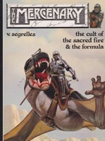 Mercenary, The: The cult of the sacred fire & the formulaby: Segrelles, V. - Product Image