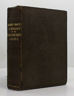 Merry-Mount; A Romance of the Massachusetts ColonyMotley, John Lothrop - Product Image
