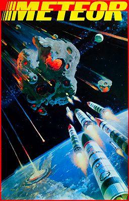 Meteor (MOVIE POSTER)McCall (Illust.), Robert - Product Image