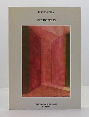 Metropolis (SIGNED COPY)Testa, Fulvio - Product Image
