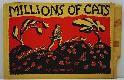 Millions of CatsGag, Wanda, Illust. by: Wanda  Gag - Product Image