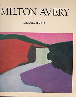 Milton AveryHaskell, Barbara, Illust. by: Milton  Avery - Product Image
