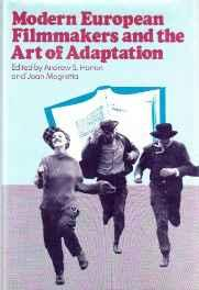 Modern European filmmakers and the art of adaptationHorton, Andrew (editor) - Product Image