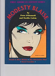 Modesty Blaise: Death In Slow Motion, The Alternative Man, Sweet Carolineby: O'Donnell, Peter and Neville Colvin - Product Image