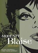 Modesty Blaise: Live Baitby: O'Donnell, Peter and Enric Romero - Product Image