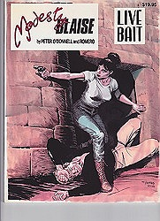 Modesty Blaise: Live Baitby: O'Donnell, Peter and Romero - Product Image