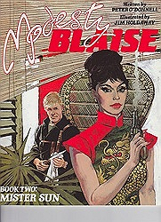 Modesty Blaise: Mister Sunby: O'Donnell, Peter and Jim Holdaway - Product Image
