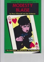 Modesty Blaise: The Head Girls, The Black Pearl, The Magnified Manby: O'Donnell, Peter and Jim Holdaway - Product Image