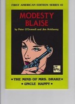 Modesty Blaise: The Mind of Mrs. Drake, Uncle Happyby: O'Donnell, Peter and Jim Holdaway - Product Image