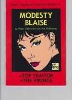 Modesty Blaise: Top Traitor, The Vikingsby: O'Donnell, Peter and Jim Holdaway - Product Image