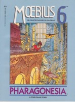 Moebius 6: The Collected Fantasies of Jean Giraud: Pharagonesia and Other Strange Storiesby: Moebius (Jean Giraud) - Product Image