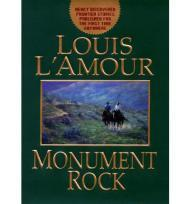 Monument Rockby: L'Amour, Louis - Product Image
