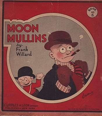 Moon Mullins - Book Number 5Willard, Frank, Illust. by: Frank  Willard - Product Image