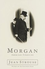 Morgan : American Financierby: Strouse, Jean - Product Image