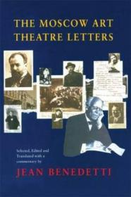 Moscow Art Theatre Letters, Theby: Benedetti (Ed.), Jean - Product Image