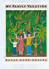 My Family VacationKhalsa, Dayal Kaur, Illust. by: Dayal Kaur Khalsa - Product Image