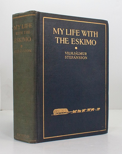 My Life with the EskimoStefansson, Vilhjalmur - Product Image