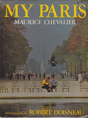 My ParisChevalier, Maurice and Robert Doisneau - Product Image
