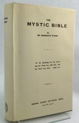 Mystic Bible, TheStone, Randolph - Product Image