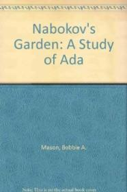 Nabokov's Garden  A Guide to Adaby: Mason, Bobbie Ann - Product Image