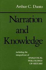 Narration and KnowledgeDanto, Professor Arthur C. - Product Image