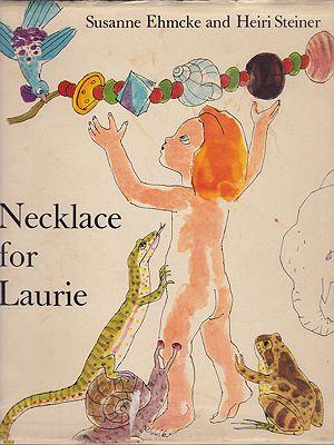 Necklace for LaurieEhmcke, Susanne and Heiri Steiner, Illust. by: Heiri  Steiner - Product Image